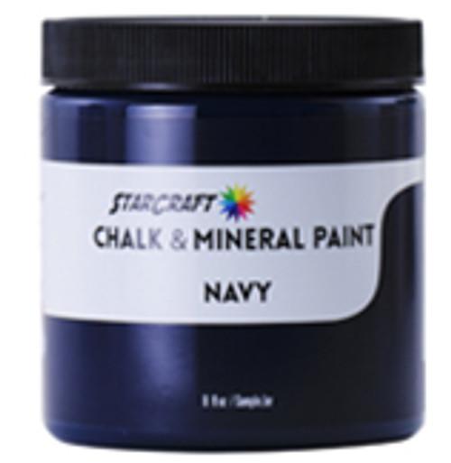 StarCraft Chalk Paint - Navy - 8oz