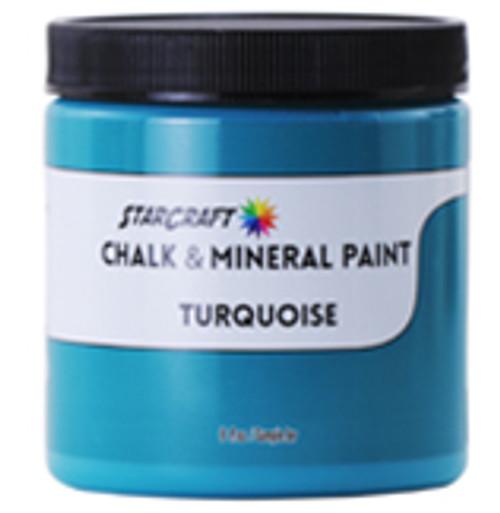 StarCraft Chalk Paint - Turquoise - 8oz