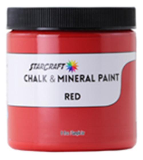 StarCraft Chalk Paint - Red - 8oz