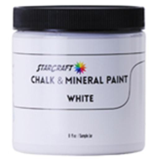 StarCraft Chalk Paint - White - 8oz