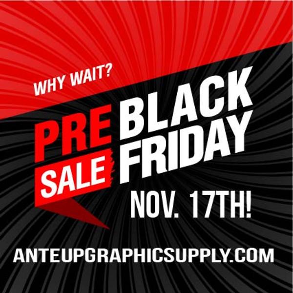 Pre-Black Friday Sale Information