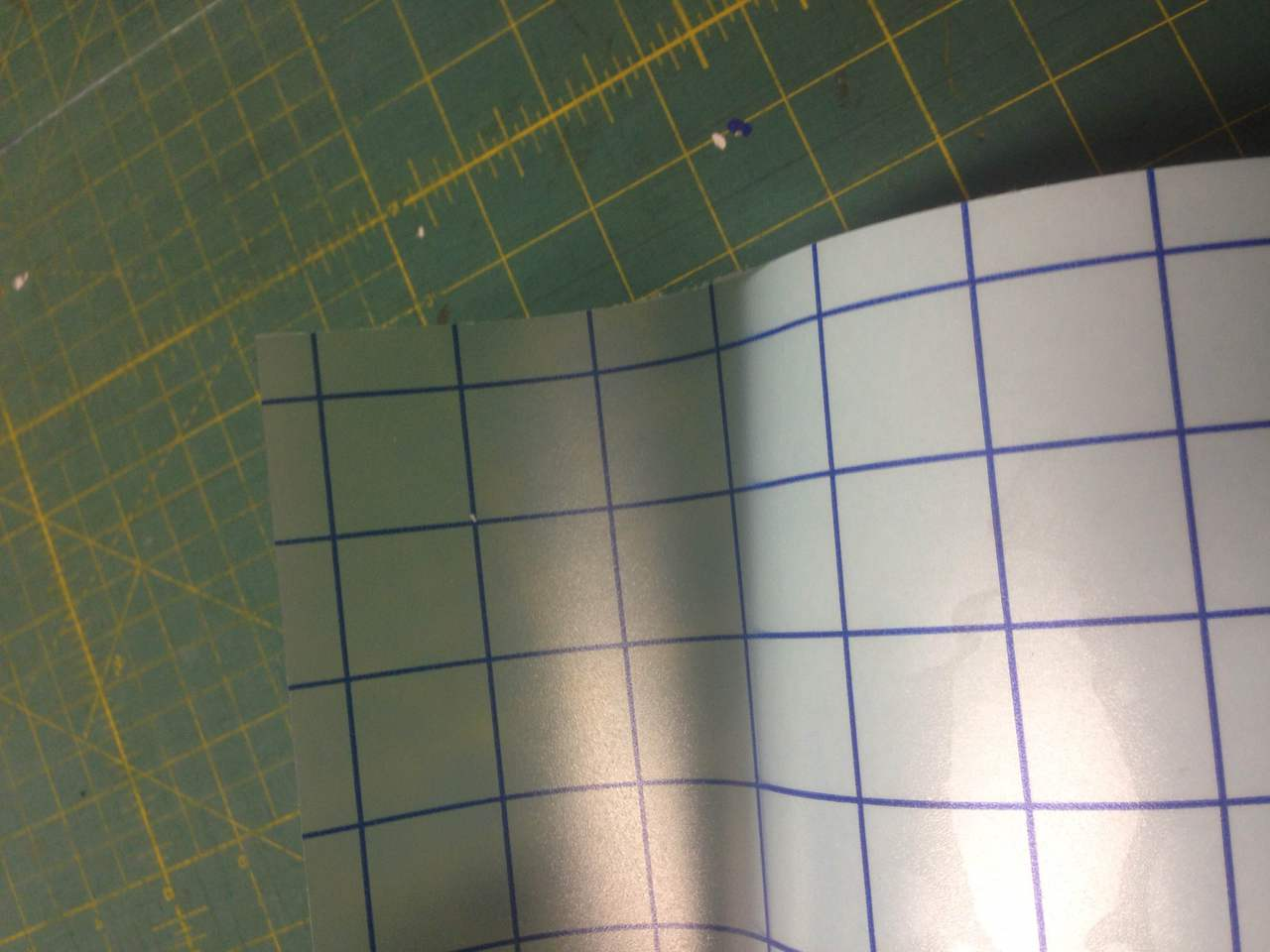 FDC 2670 Clear Grid Transfer Tape - 12