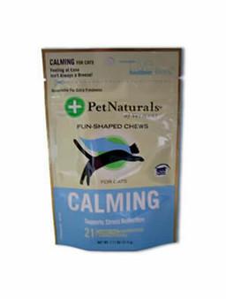 Pet Naturals Cat Calmer Sedative