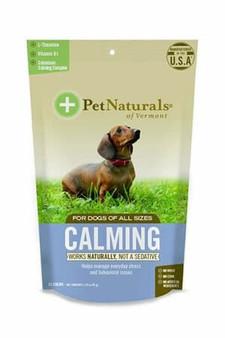 Pet Naturals Dog Calmer Sedative