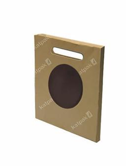 Kat Packs Portable Litter Box Closed