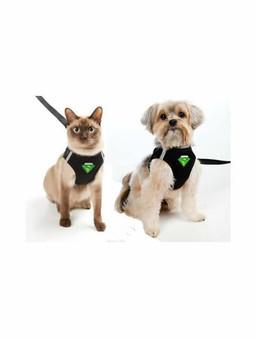 TSA Dog Cat Harness Leash Set