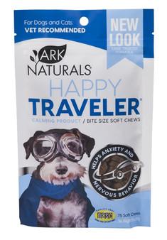 Happy Traveler Chews Pet Calmer Sedative