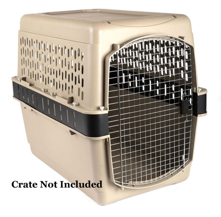 Pet Crate Extensions Add Height To Your Crate