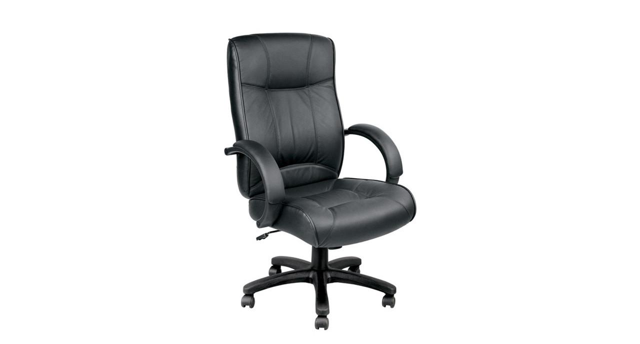 Fine Eurotech Odyssey Executive Leather High Back Chair Le9406 Inzonedesignstudio Interior Chair Design Inzonedesignstudiocom