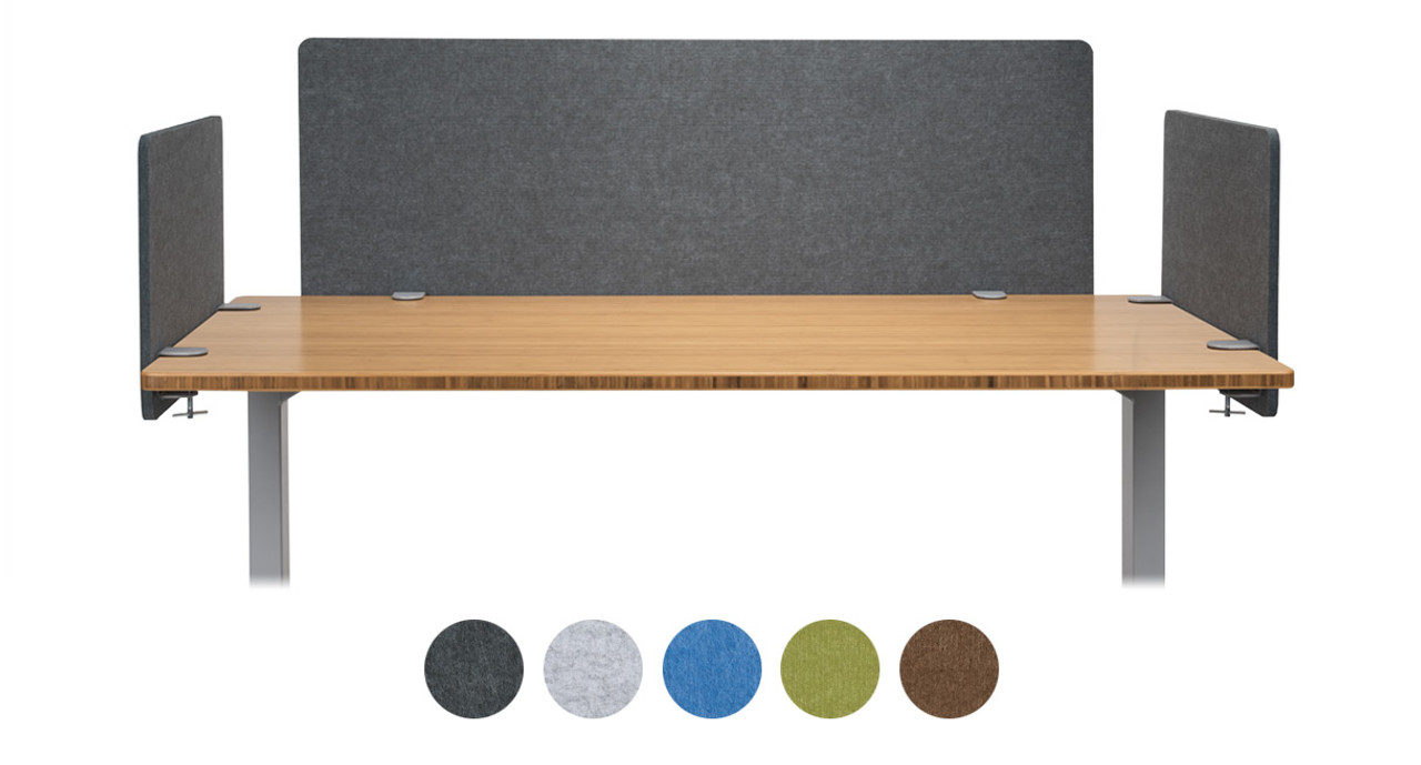 Admirable Acoustic Privacy Panels For Desks By Uplift Desk Download Free Architecture Designs Scobabritishbridgeorg