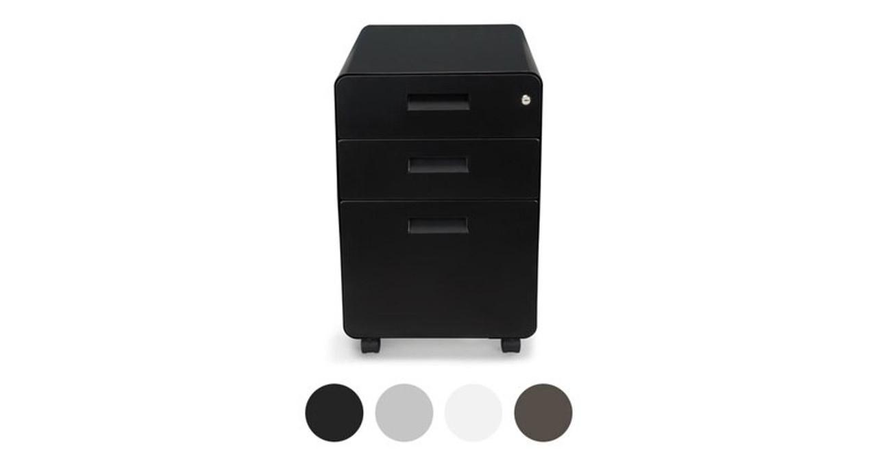 3 Drawer File Cabinet By Uplift Desk Human Solution