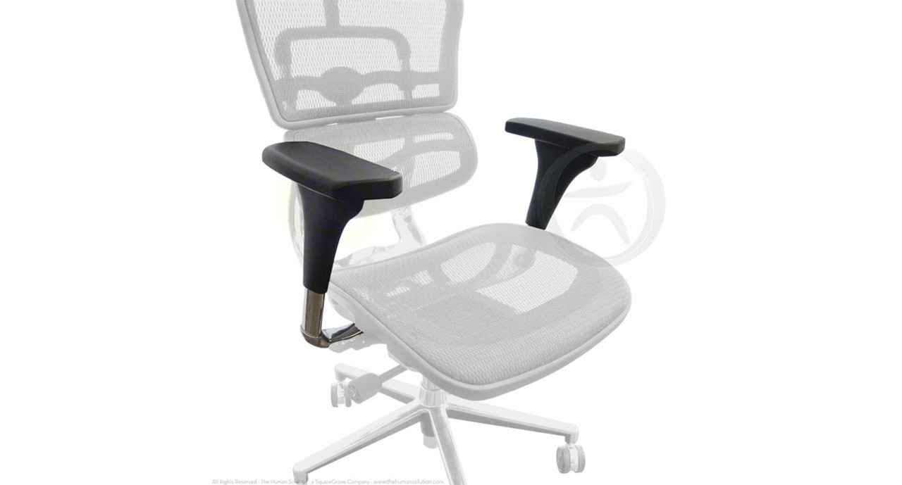 Miraculous Raynor Ergohuman Chair Replacement Arms Or Arm Pads Pair Dailytribune Chair Design For Home Dailytribuneorg