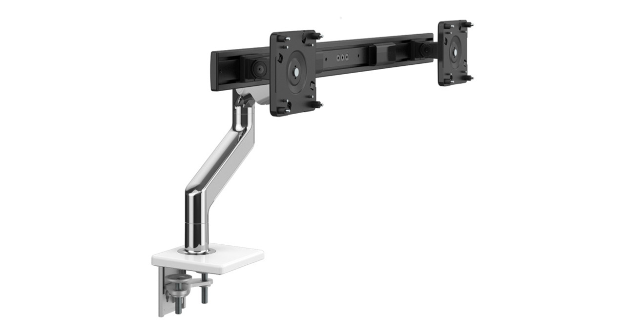 Humanscale Monitor Arm M8 1 Dual Mount At The Human Solution