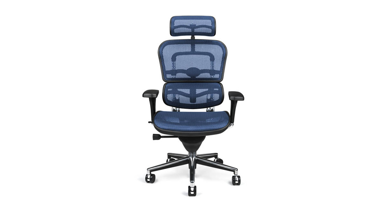 2dab5d13a6c Sleek black mesh matches with nearly any office style