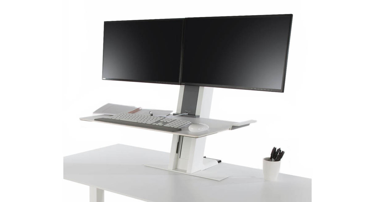 how to use dual monitors