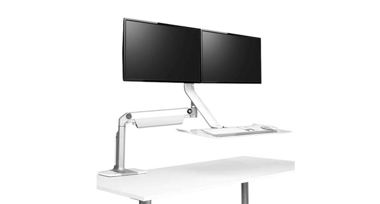 Humanscale Quickstand Lite Height Adjustable Workstation Human