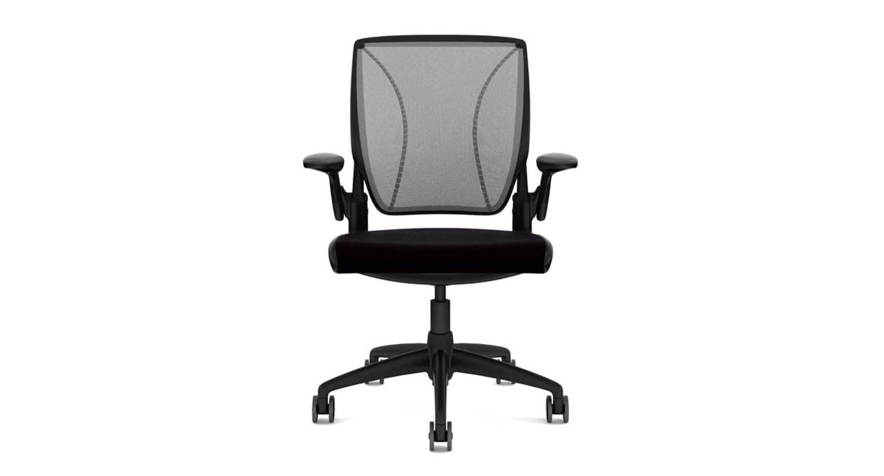 Humanscale Diffrient World Chair Standard Configuration
