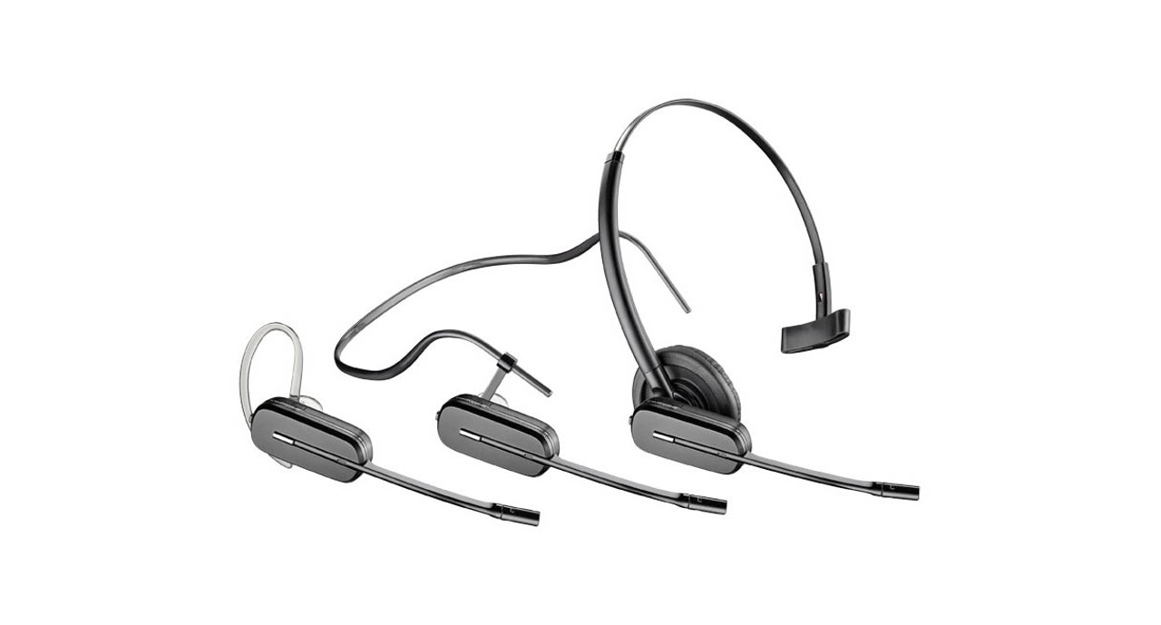 Shop Plantronics Wireless Headsets at The Human Solution