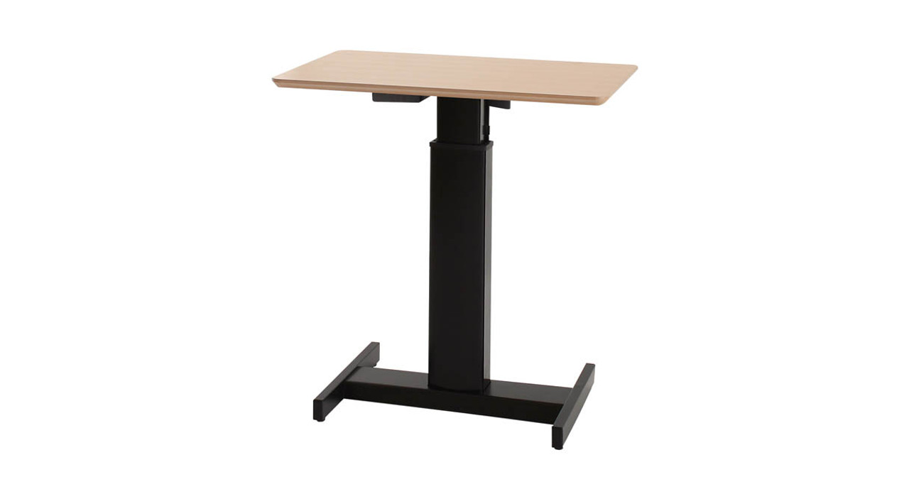 Sit Stand Desk >> Conset 501 19 8x060 Center Laminate Electric Sit Stand Desk