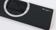 The Mousetrapper Flexible Mouse packs 10 buttons (including the clickable rollerpad) into the compact design.