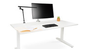 The E7 is ideal for clamping onto your existing desk