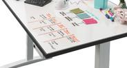 Let your creativity run wild on this laminate desktop