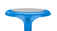 Rubber convex seat is comfortable and grippy