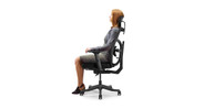 An ergonomically designed chair will help you reduce pain at work