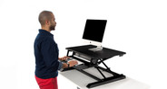 Its options for height ranges make it compatible for a variety of users