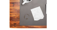 Provides protection against spills and scratches on your desk