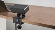 Attaches to almost any work surface