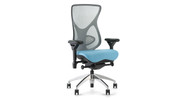 The BodyBilt Aircelli A2708 Chair is meticulously designed for ergonomic excellence