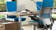 Perfect for use as an all-day personal use office chair or a shared seat for conference spaces and open offices
