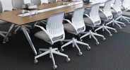 Outfit your entire office for better ergonomics with chairs from Steelcase