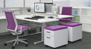 Make your ergonomic workspace complete with the Think Chair