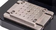 Unique mechanical design significantly reduces column bending