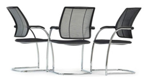Something Diffrient: Humanscale Diffrient Occasional Multipurpose Side Chair