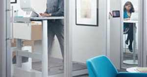 How To Configure a Treadmill Desk w/ Limited Space
