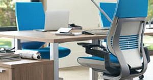 Introducing the Steelcase Gesture Chair