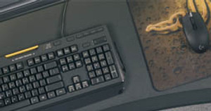 Pro Keyboard Trays for the Pro Gamer