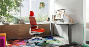 A New Series from Steelcase: The Steelcase Series 1 Chair