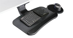 Switch Up Your Workstation With the UPLIFT Switch Keyboard Tray!