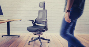 The Pursuit of Happiness: Introducing the UPLIFT Pursuit Ergonomic Chair