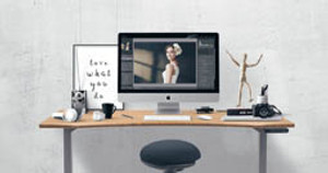 The UPLIFT Standing Desk: Now Recommended by the LA Times