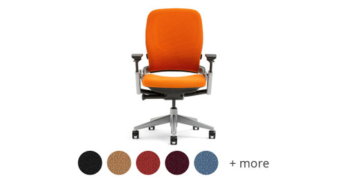 Office chair picture Green Steelcase Leap Ergonomic Office Chair The Human Solution Steelcase Office Chairs Shop Human Solution