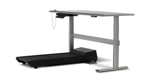 Treadmill Desks Shop Exercise Desks And Office Treadmills