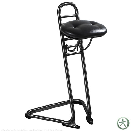 ergoCentric Sit Stand II Standing Stool  (Discontinued)