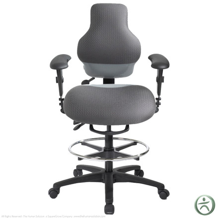 ergoCentric ergoForce Stool for Law Enforcement (Discontinued)