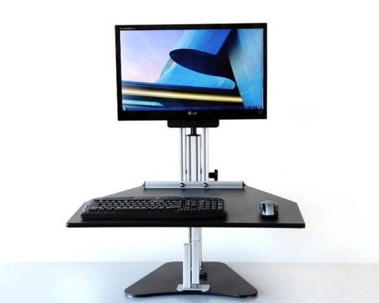 Shop Ergo Desktop Kangaroo Pro Adjustable Height Desk (Discontinued)