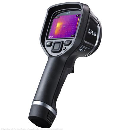 FLIR Ex-Series Infrared Cameras E4, E5, E6 & E8 (Discontinued)